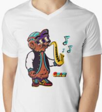 GRIZ - Sax Bear T-Shirt