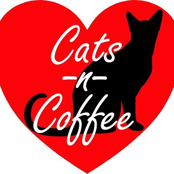 Cats and Cofee by Lunacat83