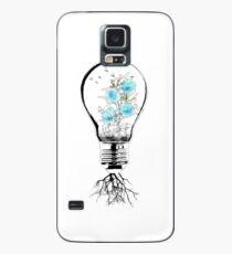 Shawn Mendes Glühbirne Tattoo Hülle & Skin für Samsung Galaxy