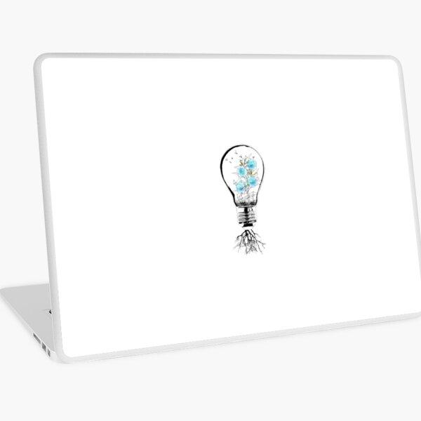 Shawn Mendes lightbulb tattoo Laptop Skin