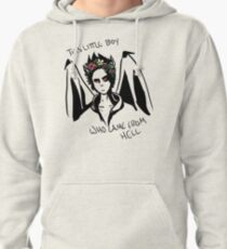 Boy From Hell Pullover Hoodie