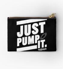 Deflate Gate - JUST PUMP IT. Studio Pouch