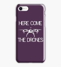 Drones iPhone Case/Skin