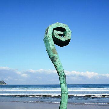 Sea Serpent by lisadrew