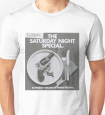 The Saturday Night Special T-Shirt