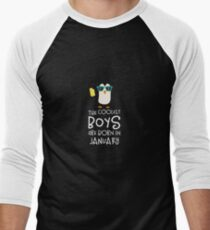 Coolest Boys Birthday in JANUARY Rcsuc T-Shirt