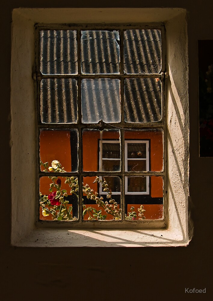 A Window in the Window by Kofoed