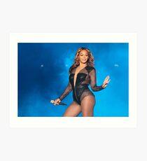 Beyonce Poster Art Print