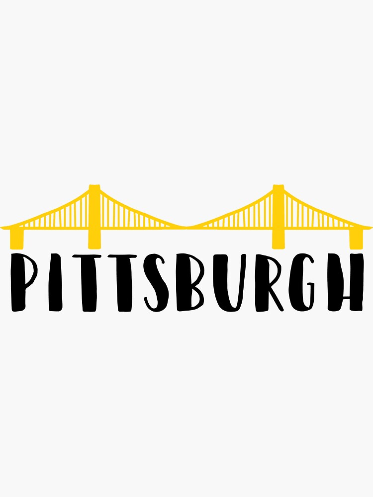 Pittsburgh City of Bridges by akachayy