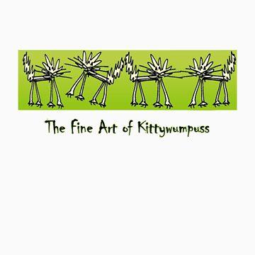 The Fine Art of Kittywumpuss by lisadrew