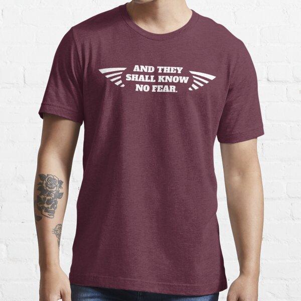 No Fear Space Marine Essential T-Shirt
