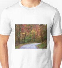 A Mountain Road T-Shirt