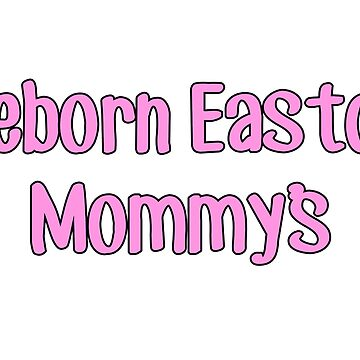 Reborn Easton Mommy's Pink by MsThomEGemcity