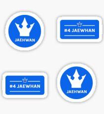 Kim Jaehwan Sticker