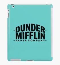 dunder iPad Case/Skin