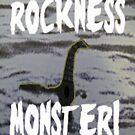 Rockness Monster by Julianco