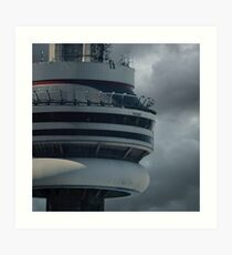 Drake Views Poster Art Print