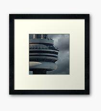 Drake Views Poster Framed Print