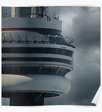 Póster Cartel de Drake Views