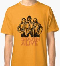 Bee Gees - Staying Alive Classic T-Shirt