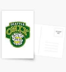 seattle onix Postcards