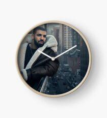 Drake Poster Clock