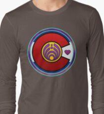 Psychedelic Bassnectar Fractal Colorado Love CO Flag Fractal T-Shirt