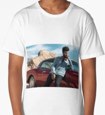 Khalid Poster Long T-Shirt