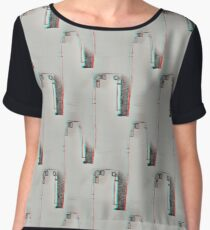 Buildings Chiffon Top