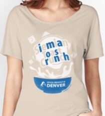 Siemian Toast Crunch Women's Relaxed Fit T-Shirt