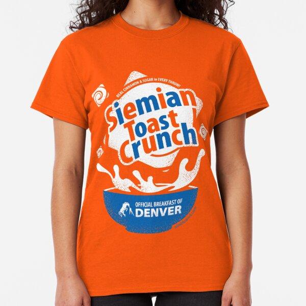 Siemian Toast Crunch Classic T-Shirt