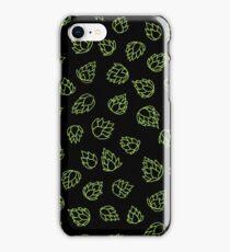 Hop Cone Pattern iPhone Case/Skin