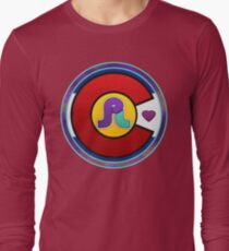 Psychedelic Pretty Lights Fractal Colorado Love CO Flag Fractal T-Shirt