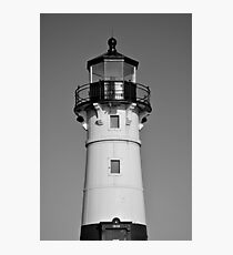 Duluth Harbor North Breakwater Lighthouse 2  Photographic Print