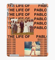 Kanye West Life of Pablo iPad Case/Skin