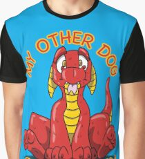 My Other Dog Graphic T-Shirt