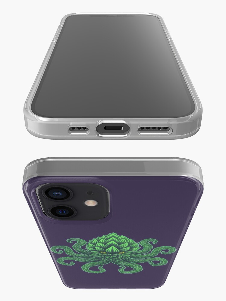 Alternate view of Hoptopus iPhone Case & Cover