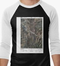 USGS TOPO Map Idaho ID Garden Valley 20110114 TM T-Shirt