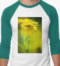 Closeup crop of a vibrant yellow and orange Daisy  T-Shirt