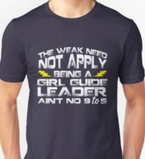 Girl Guide Leader T-Shirt