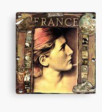 FRANCE (Marianne) Canvas Print