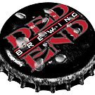 DED END HOME BREWING CAP by markramm