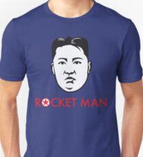 """""""Rocket Man"""" Kim Jong-un Unisex T-Shirt"""