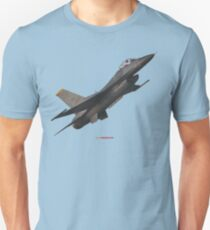 Plane & Simple Design - F-16 90807 USAF T-Shirt