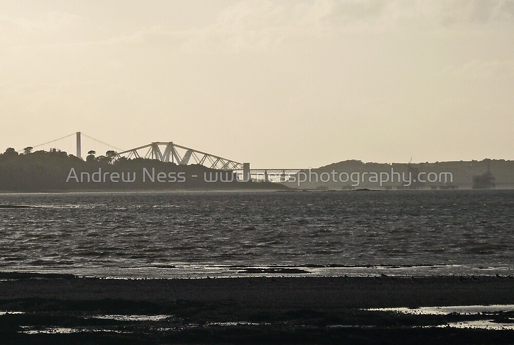 The Firth of Forth by Andrew Ness - www.nessphotography.com