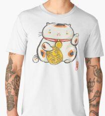 ManekiNeko [Special Lucky Toy Box] Men's Premium T-Shirt