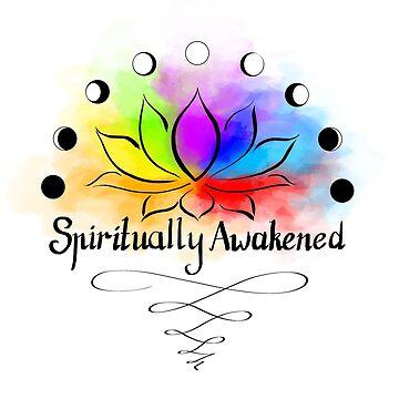 Spiritually Awakened by DainnishPastry