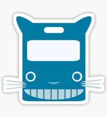 Catbus Icon Sticker