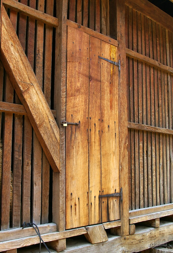 Barn Door by rdshaw