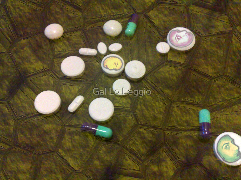 Medicated by Gal Lo Leggio
